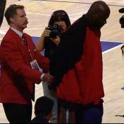 Shaquille O'Neal : Viré sans ménagement du public des Lakers par Will Ferrell !
