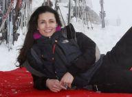 Adeline Blondieau et Claire Keim sublimes dans la neige à Luchon