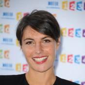 Alessandra Sublet laisse sa place dans C à vous à Laurent Ruquier...