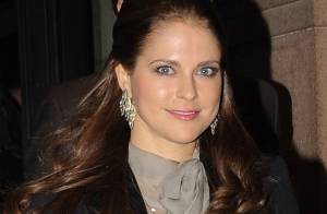Madeleine de Suède : Une princesse heureuse au bras de son fiancé Chris O'Neill