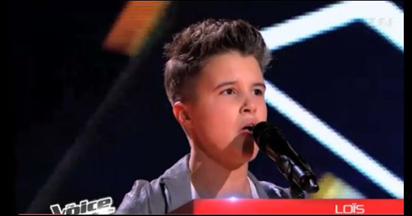 the voice 2 lo s ancienne candidate remarqu e d 39 incroyable talent. Black Bedroom Furniture Sets. Home Design Ideas