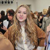 Anais Gallagher, 13 ans, fille de Noel Gallagher : Star de la Fashion Week !