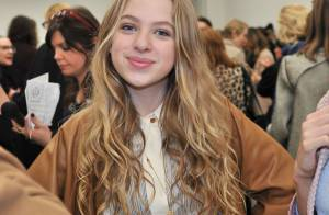 Anais Gallagher, 13 ans, fille de Noel Gallagher : Star de la Fashion Week !