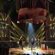 EXCLUSIF - lors de la demi-finale de Nouvelle Star 2013, diffusée sur D8, le 19 Fevrier 2013