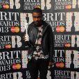 Frank Ocean, après les Grammy Awards, a également été primé aux Brit Awards, le 20 février 2013 à Londres.