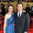 """""""Diane Lane et Josh Brolin à la 18e cérémonie des SAG Awards, le 29 janvier 2012 à Los Angeles."""""""