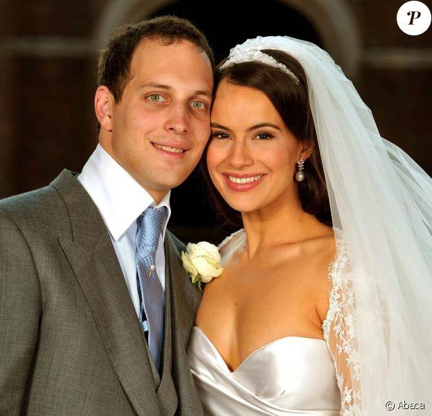 Lord Freddie Windsor et Sophie Winkleman se sont mariés le 12 septembre 2009