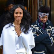 Jada Pinkett Smith, maman stylée de Willow et Jaden, visages fatigués