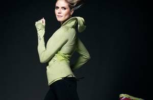 Heidi Klum : Elle conjugue sport et glamour pour New Balance