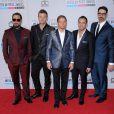 Les Backstreet Boys à la cérémonie des 40 ans des American Music Awards, le 18 novembre 2012 à Los Angeles.