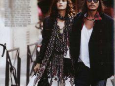 PHOTOS : Vanessa Paradis et Johnny Depp, les imposteurs...