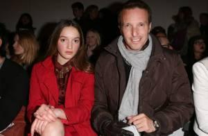 Fashion Week : Stéphane Rotenberg et sa fille, fans de Vanessa Bruno