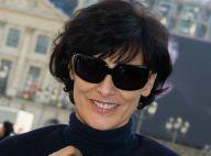 Inès de la Fressange poursuit son marathon de la Fashion Week