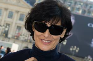 Inès de la Fressange poursuit son marathon de la Fashion Week