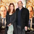 Agnès Jaoui et Jean-Pierre Bacri lors de l'avant-première du film Au bout du conte à Paris le 4 mars 2013