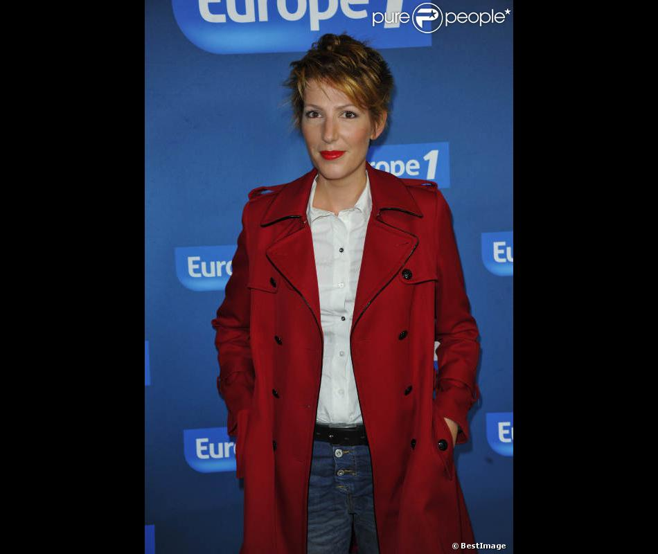 Natacha Polony, en septembre 2012 à Paris.