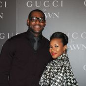 LeBron James et sa belle Savannah : Une date de mariage problématique
