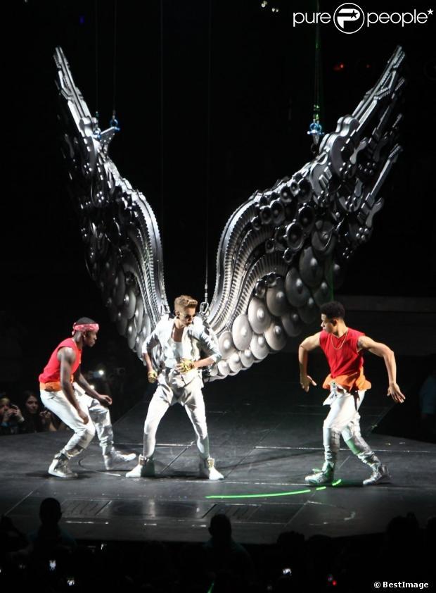Justin Bieber en concert   224  Londres  le 4 mars 2013 Justin Bieber Concert 2013