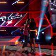 Sarah dans The Voice 2 samedi 9 mars 2013 sur TF1
