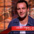 Julien Mior Lambert dans The Voice 2 le samedi 9 mars 2013 sur TF1