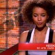 Keekee dans The Voice 2 le samedi 9 mars 2013 sur TF1