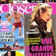 Magazine Closer à paraître le 9 mars.