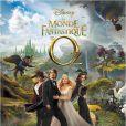 Affiche officielle du film Le Monde Fantastique d'Oz.