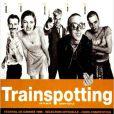 Affiche du film Trainspotting, datant de 1996.