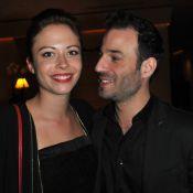 Dounia Coesens superbe et complice avec son ami Mario Barravecchia