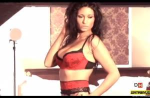 Bachelor : La bombe Livia, prof de maths sexy, se dénude...