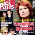 Magazine  Ici Paris  à paraître le 13 mars 2013.