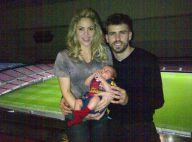Shakira et Gerard Piqué : Unis et heureux avec leur petit Milan après l'exploit