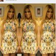 Tamar Braxton, toujours le 13 mars 2013, mais dans une nouvelle tenue