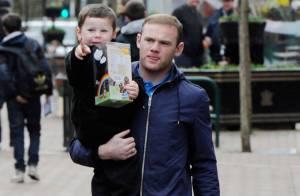 Wayne Rooney : Papa attentionné avec son petit Kai, mari indigne avec Coleen !