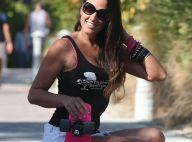 Claudia Romani : La girlfriend de Pippo Inzaghi dévoile ses gambettes de rêve