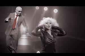 Christina Aguilera et Pitbull : Duo festif dans le clip de ''Feel This Moment''