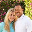 Tiger Woods et Lindsey Vonn ont officialisé leur relation le 18 mars 2013