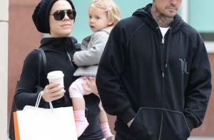 Pink, maman relax : En pleine tournée, virée familiale avec sa craquante Willow