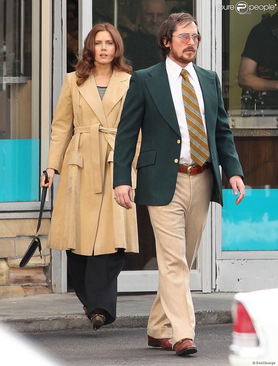 Amy Adams couple