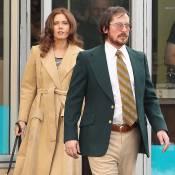 Amy Adams : Sublime et rétro au côté d'un Christian Bale méconnaissable