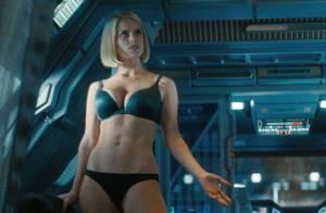 Star Trek Into Darkness : Alice Eve ultra sexy, Chris Pine héros torturé