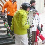 Cristina d'Espagne : Menacée par le scandale, escapade au ski avec ses enfants