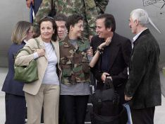 Ingrid Betancourt : son mari 'oublié' en Colombie, exprime sa solitude...