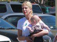 Tori Spelling : Maman attentionnée, elle prépare une chasse aux oeufs