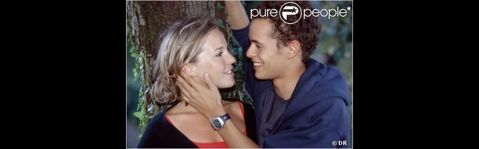 Aurélie Vaneck et Ambroise Michel alias Ninon et Rudy de Plus Belle la Vie
