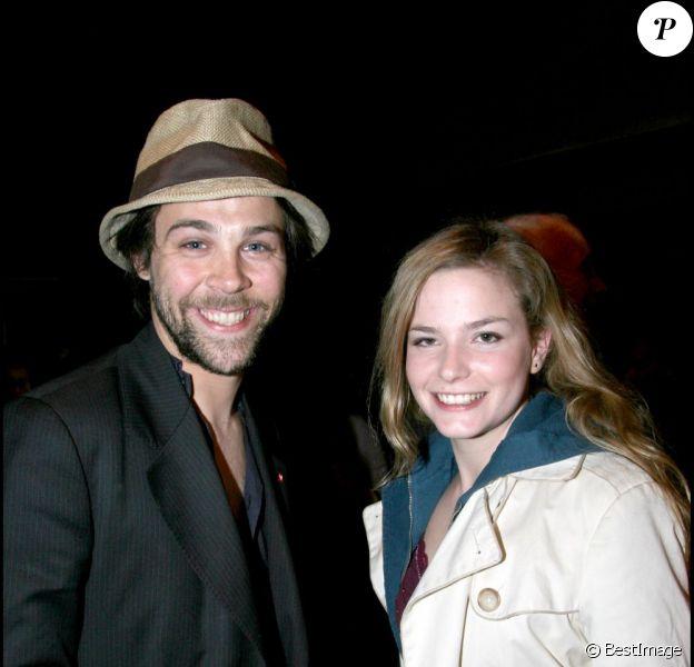 Arthur Jugnot et Cécilia Cara le 26 mars 2007