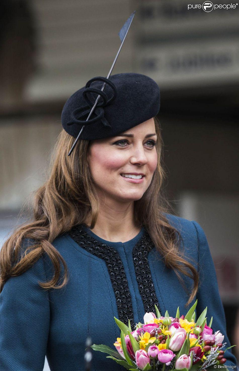 Kate Middleton Son Arbre Genealogique Se Ramifie Son Titre
