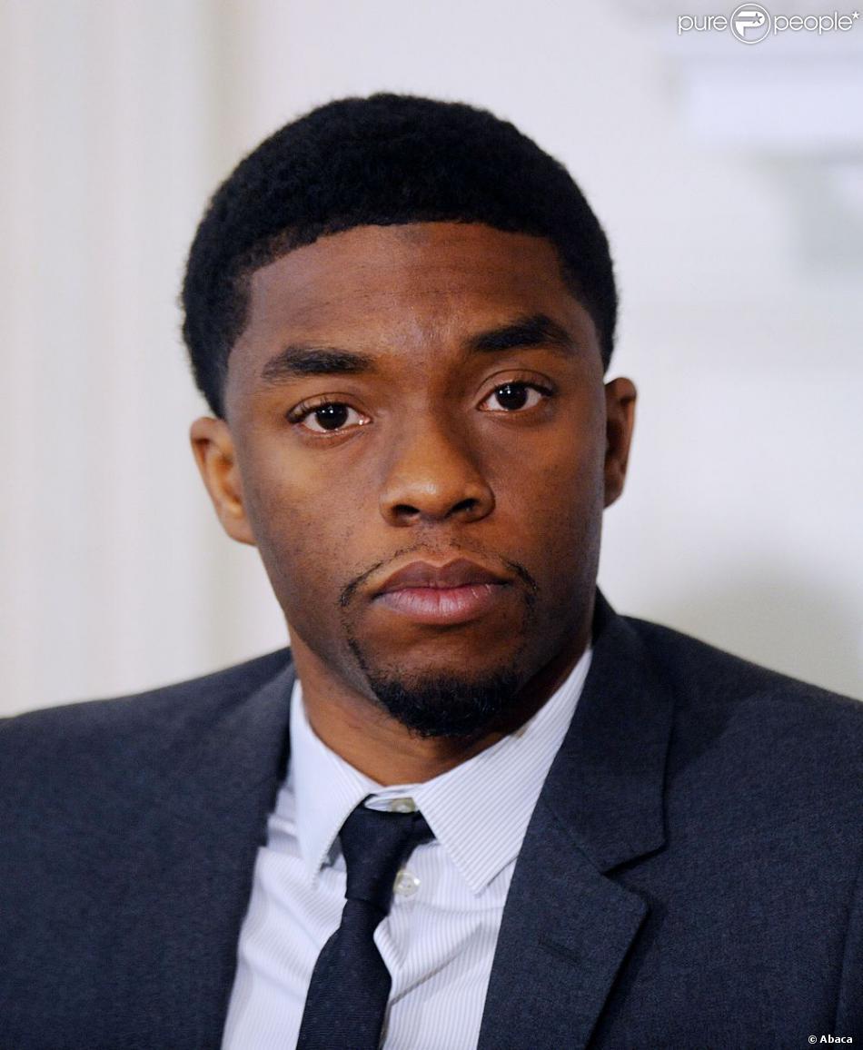 Chadwick Boseman Chadwick Boseman l Acteur