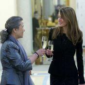Letizia d'Espagne, sublime : Champagne avec Ban Ki-Moon, en plein scandale