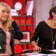 Battle entre Kareen Antonn et Aurore Delplace dans The Voice 2 sur TF1 le samedi 6 avril 2013